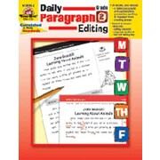Evan-Moor Daily Paragraph Editing Grade 2 Book