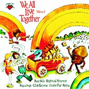 Creative Teaching Press We All Live Together Volume 2 CD