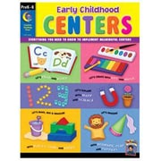 Creative Teaching Press Early Childhood Centers Book