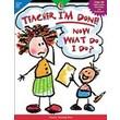 Creative Teaching Press Teacher Im Done Now What Do I do