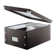 IDEASTREAM CONSUMER PRODUCTS Snap-N-Store CD/DVD Storage Box