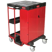 Rubbermaid Commercial Products Ladder Cart
