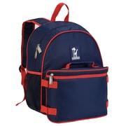 Wildkin Solids Rip-Stop Bogo Backpack