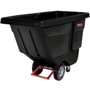 Rubbermaid Commercial Products Tilt Trucks Utility Cart