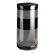 Rubbermaid Commercial Products 28-Gal Open Top Receptacle