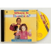 Kimbo Educational Where is Thumbkin CD