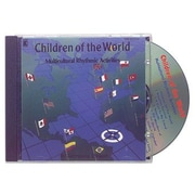 Kimbo Educational Children of The World Ages 5 -10 CD