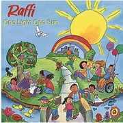Kimbo Educational 1 Light 1 Sun Raffi CD