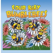 Kimbo Educational 4 Baby Bumblebees CD