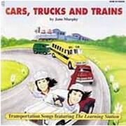 Kimbo Educational Cars Trucks and Trains CD