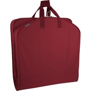 Wally Bags Series 700 Dress Length Garment Bag; Red