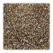 Chenille Kraft Glitter, 4 oz., 6/BX, Red,Blue,Green/Silver/Gold,Multi
