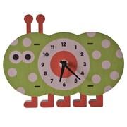 Modern Moose Caterpillar Wall Clock
