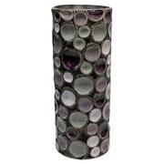 Vita V Home Noshi Cylinder Vase; 14'' H x 5.75'' W x 5.75'' D