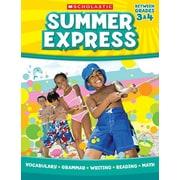Scholastic Summer Express 3-4 Book