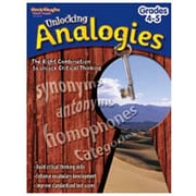 Houghton Mifflin Harcourt Unlocking Analogies Grade 4 - 5 Book