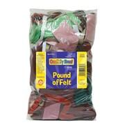Chenille Kraft Pound Of Felt