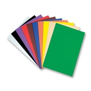 Chenille Kraft Wonderfoam Sheets, 9''x12'', Large, 10 per Pack, Assorted