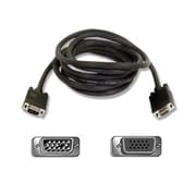 Belkin SVGA Monitor Extension Cables, 10' Length, Black