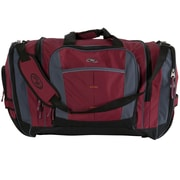 CalPak Silver Lake 27'' Travel Duffel; Deep Red