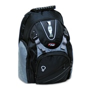 CalPak Spider Backpack with Buckle System; Black