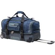CalPak Nitro 26'' 2-Wheeled Travel Duffel; Navy Blue