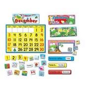 Carson Dellosa Publications Frog Calendar Set