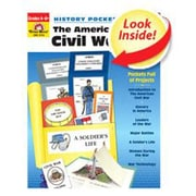 Evan-Moor The American Civil War Book