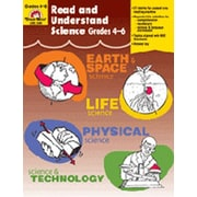 Evan-Moor Read and Understand Science Grade 4-6 Book