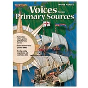 Houghton Mifflin Harcourt Voices From Primary Sources World Book