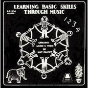 Educational Activities Basic Skills Thru Music CD