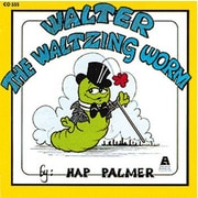 Educational Activities Walter The Waltzing Worm CD