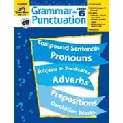 Evan-Moor Grammar and Punctuation Grade 6 Book