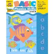 Evan-Moor Basic Phonics Skills Level A Book