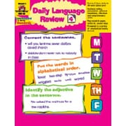 Evan-Moor Daily Language Review Grade 4 Book