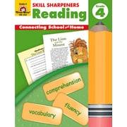 Evan-Moor Skills Sharpeners Reading Grade 4 Book