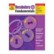 Evan-Moor Vocabulary Fundamentals Grade 4 Book