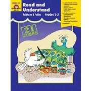 Evan-Moor Read and Understand Fairy Tales Book