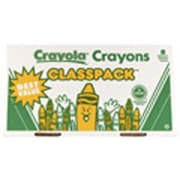 Crayola 400 Large Size Crayon Classpack