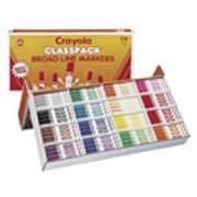 Crayola Classpack Marker 16 Colors 256 Ct