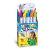 Learning Resources 10 Piece Rainbow Hand Pointers  Set