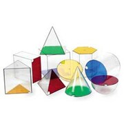 Learning Resources Giant Geosolids  Set