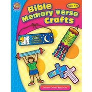 Teacher Created Resources Bible Memory Verse Crafts