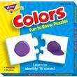 Trend Enterprises Puzzle Colors