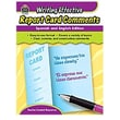 Teacher Created Resources Writing Effective Report Card