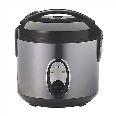 Sunpentown Mr. Rice Rice Cooker; 4 Cup WYF078277380266
