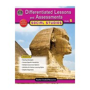 Teacher Created Resources Differentiated Lessons Assessments Book