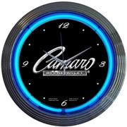 Neonetics Cars and Motorcycles 15'' Camaro Wall Clock