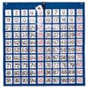 Carson Dellosa Publications Pocke Hundreds Chart