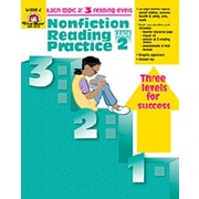 Evan-Moor Nonfiction Reading Practice Grade 2 Book